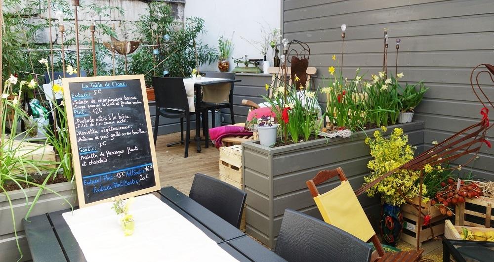La Table de Flore