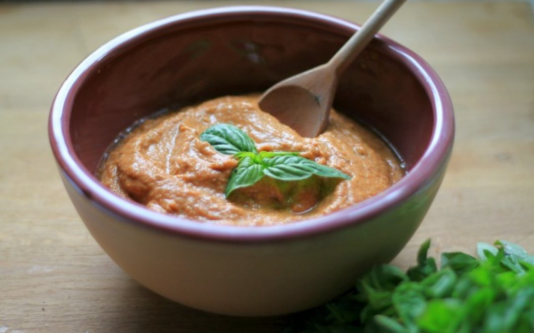 Recette de la (fausse) sauce bolognaise crue