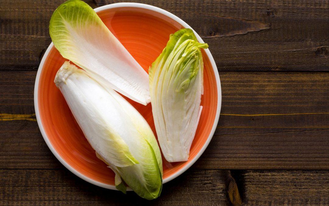 Apéro feuilles de chicons & salade de thon